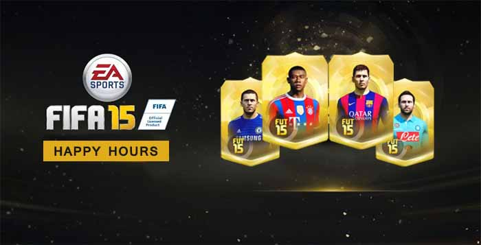 1417576109 fifa 15 happy hours How the FIFA 15 Ultimate Team Have Happy Hours Work