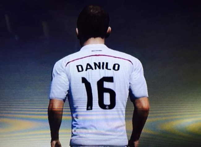 FIFA 15 transfer update: Danilo in Real Madrid