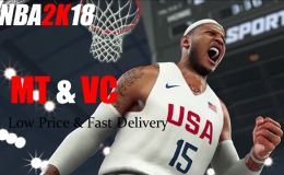 Fast To Buy NBA 2K18 MT Cheap With U4NBA Promotion