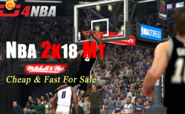 Very safe And Convenient To Buy NBA 2K18 MT With Paypal At U4NBA