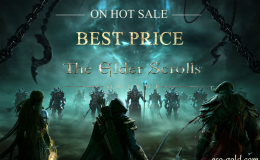 Buy ESO Gold Cheap At ESO-GOLD With First-Class Service