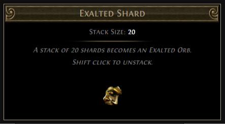 Exalted Shard